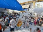 We certainly know how to party in Los Romanes - Feria Time Aug/Sept.