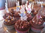 Easter at Chalet Epicea