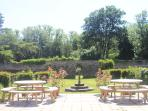 The Terrace at the Walled Garden