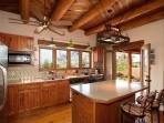 Full kitchen with all the amenities of home