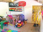 Playroom for little people