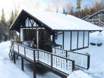 Chalet (hiver / winter)