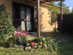 ingresso cottage quercia