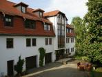 Vacation Apartment in Königstein (Saxony) - 969 sqft, comfortable, rustic furnishings (# 1700)
