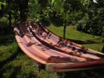 Hammock for your siesta