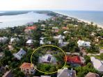 Our Location on Captiva Island