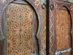 Suite Safran Door