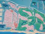 Plano de Costa Ballena