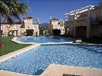 Apartment and pools