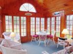 Sunroom by the sea - 11 Marshview Road Chatham Cape Cod New England Vacation Rentals