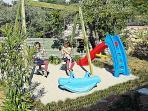 The Playground Area..