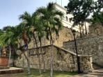 The Colonial Zone of Santo Domingo (a UNESCO World Heritage Site) is just a 45 mins by car.