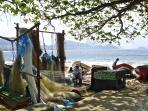 Copacabana Posto 6 - fishermen