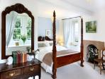 Fun four poster with en suite? Goto 5* Elton Old Hall c1668