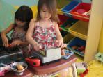 Samara Villa Samui- R6 kids cooking & cashier