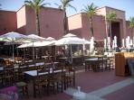 Bars and restaurants at Al Kasar