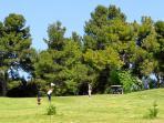 18-Loch Golfplätze in Carcassonne und Narbonne