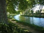 UNESCO Weltkulturerbe: Canal du Midi