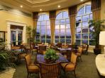 Clubhouse Social Room