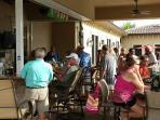 Tiki Bar at Main Pool