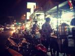 Mahasin Market, Night Market at nighttime