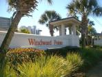 The infamous Windward Pointe located in the heart of Orange Beach, AL