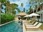 Charming boutique resort by the best beach in Bali