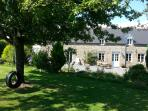 Set in 3 acres of beautiful gardens and paddocks
