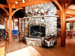 Cousineau property, Living Room