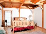 Cousineau property, Bedroom