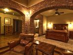 Wild West private suite