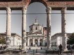 san lorenzo column
