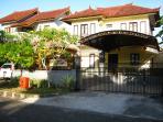 front of house villa 3 dreamland PECATU INDAH RESORT / Dreamland new kuta beach resort