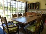 Table cuisine d'été :  Churrasqueria