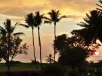 Actual Sunset Captured From Lanai View