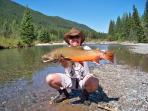 Some of the world's best fly fishing!