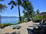 Victoria Area Deep Cove Ocean Front 5 Bedroom Private Vacation Home
