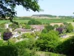 The village of Symondsbury