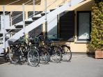 Bikes available for the guests of Villa Navalia Penthouse