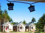 Beach Camp Cabins