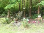 'Celtic' garden