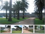Jardim público a 50m da casa