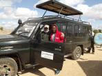 safari con operatori di fiducia su richiesta