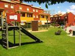 Kids private park