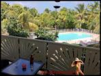 KoalaBeach pool view