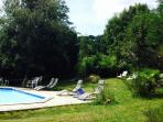 Pyrenees Farmhouse - Heated Swimming Pool -  Great location for cycling.