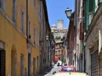 Amelia is a delightful town full of narrow winding streets and plenty of character