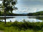 Lake Flower, Saranac Lake
