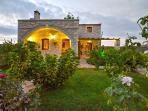 The Villa and the garden