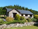 Enjoy a 5 star holiday at this detached cottage for 6 near Dolgellau, Snowdonia